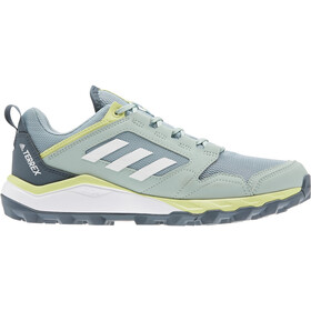 adidas TERREX Agravic TR Chaussures de trail Femme, ash grey/footwear white/yellow tint
